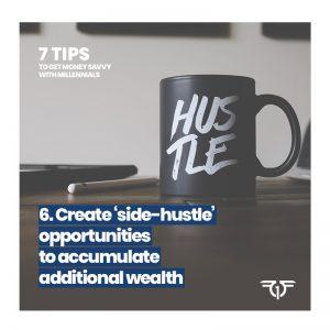 Create Side hustle